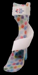 Tutore gamba-piede a spirale Dafo Emi